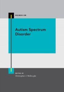 Foto Cover di Autism Spectrum Disorder, Ebook inglese di  edito da Oxford University Press