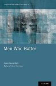 Men Who Batter - Nancy Nason-Clark,Barbara Fisher-Townsend - cover