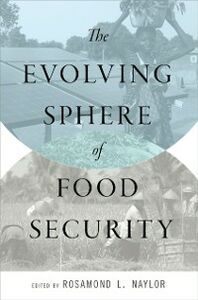 Ebook in inglese Evolving Sphere of Food Security -, -