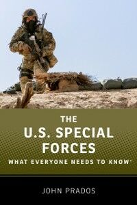 Ebook in inglese US Special Forces: What Everyone Needs to KnowRG Prados, John