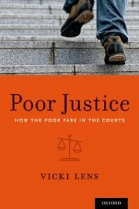 Ebook in inglese Poor Justice: How the Poor Fare in the Courts Lens, Vicki