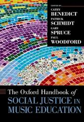 Oxford Handbook of Social Justice in Music Education