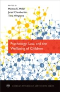 Ebook in inglese Psychology, Law, and the Wellbeing of Children -, -