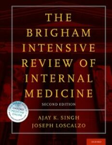 Ebook in inglese Brigham Intensive Review of Internal Medicine -, -