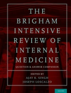 Ebook in inglese Brigham Intensive Review of Internal Medicine Question and Answer Companion -, -