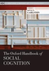 Oxford Handbook of Social Cognition