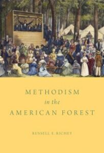Ebook in inglese Methodism in the American Forest Richey, Russell E.