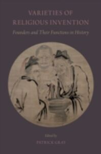 Ebook in inglese Varieties of Religious Invention: Founders and Their Functions in History