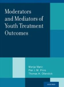 Ebook in inglese Moderators and Mediators of Youth Treatment Outcomes