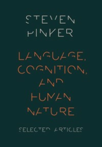 Ebook in inglese Language, Cognition, and Human Nature: Selected Articles Pinker, Steven