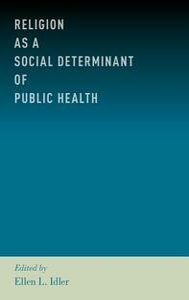 Religion as a Social Determinant of Public Health - cover