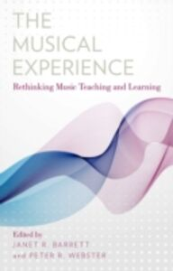 Ebook in inglese Musical Experience: Rethinking Music Teaching and Learning -, -