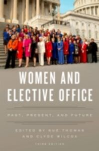 Ebook in inglese Women and Elective Office: Past, Present, and Future