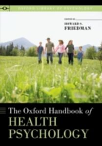 Ebook in inglese Oxford Handbook of Health Psychology Friedman, Howard S.