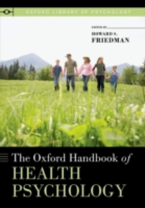 Ebook in inglese Oxford Handbook of Health Psychology Friedman, Howard S.