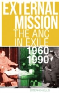 Ebook in inglese External Mission: The ANC in Exile, 1960-1990 Ellis, Stephen