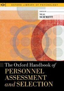 Foto Cover di Oxford Handbook of Personnel Assessment and Selection, Ebook inglese di  edito da Oxford University Press