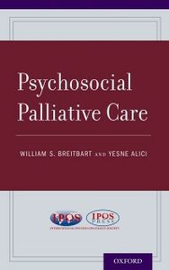 Foto Cover di Psychosocial Palliative Care, Ebook inglese di  edito da Oxford University Press