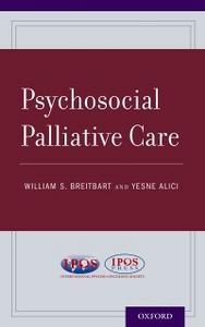 Ebook in inglese Psychosocial Palliative Care -, -
