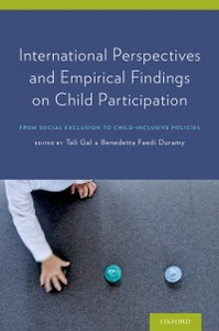 Ebook in inglese International Perspectives and Empirical Findings on Child Participation: From Social Exclusion to Child-Inclusive Policies Duramy, Benedetta , Gal, Tali