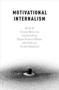Motivational Internalism - cover