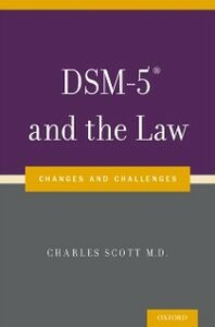 Ebook in inglese DSM-5RG and the Law: Changes and Challenges -, -