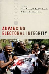Ebook in inglese Advancing Electoral Integrity