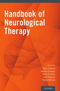 Ebook in inglese Handbook of Neurological Therapy -, -
