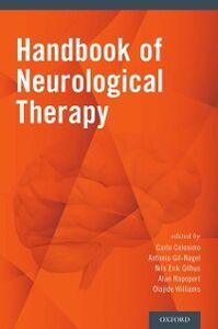 Ebook in inglese Handbook of Neurological Therapy -, -
