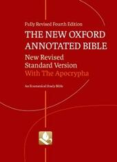 New Oxford Annotated Bible with Apocrypha: New Revised Standard Version