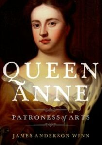 Ebook in inglese Queen Anne: Patroness of Arts Winn, James Anderson
