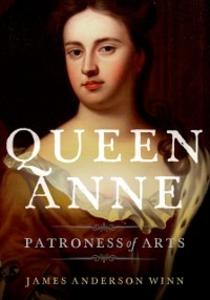 Ebook in inglese Queen Anne: Patroness of Arts Winn, James Anderson