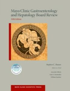 Ebook in inglese Mayo Clinic Gastroenterology and Hepatology Board Review -, -