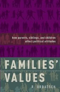 Foto Cover di Families Values: How Parents, Siblings, and Children Affect Political Attitudes, Ebook inglese di R. Urbatsch, edito da Oxford University Press
