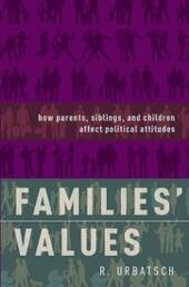 Families Values: How Parents, Siblings, and Children Affect Political Attitudes