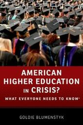 American Higher Education in Crisis?: What Everyone Needs to KnowRG