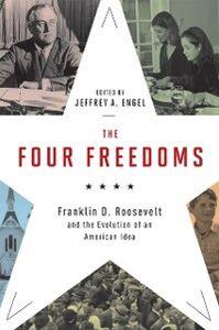 Foto Cover di Four Freedoms: Franklin D. Roosevelt and the Evolution of an American Idea, Ebook inglese di  edito da Oxford University Press