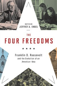 Ebook in inglese Four Freedoms: Franklin D. Roosevelt and the Evolution of an American Idea -, -