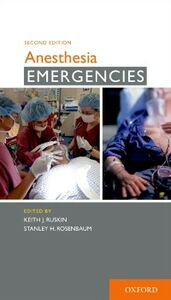 Ebook in inglese Anesthesia Emergencies