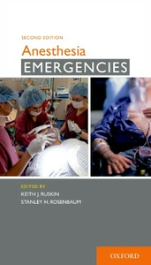 Ebook in inglese Anesthesia Emergencies -, -