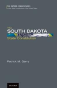 Ebook in inglese South Dakota State Constitution Garry, Patrick M.
