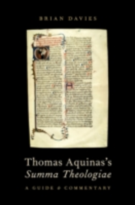 Ebook in inglese Thomas Aquinass Summa Theologiae: A Guide and Commentary Davies, Brian