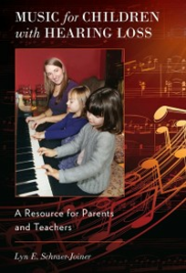 Ebook in inglese Music for Children with Hearing Loss: A Resource for Parents and Teachers Schraer-Joiner, Lyn