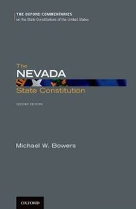 Ebook in inglese Nevada State Constitution Bowers, Michael W.