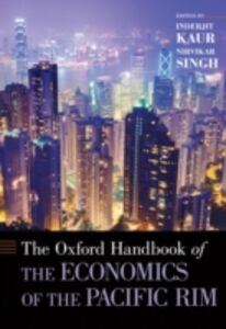 Ebook in inglese Oxford Handbook of the Economics of the Pacific Rim -, -