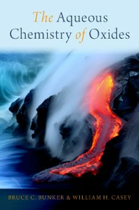 Ebook in inglese Aqueous Chemistry of Oxides Bunker, Bruce C. , Casey, William H.
