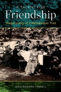 Ebook in inglese Talent for Friendship: Rediscovery of a Remarkable Trait Terrell, John Edward