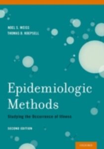 Foto Cover di Epidemiologic Methods: Studying the Occurrence of Illness, Ebook inglese di Thomas D. Koepsell,Noel S. Weiss, edito da Oxford University Press