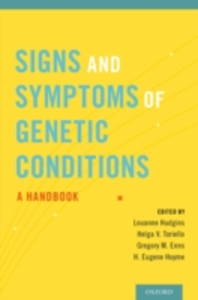 Ebook in inglese Signs and Symptoms of Genetic Conditions: A Handbook -, -