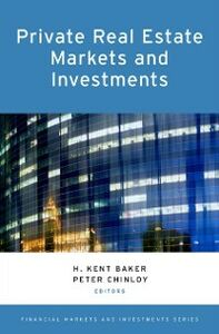 Ebook in inglese Private Real Estate Markets and Investments -, -